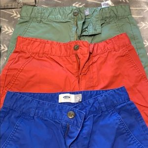 Bundle of 3 shorts